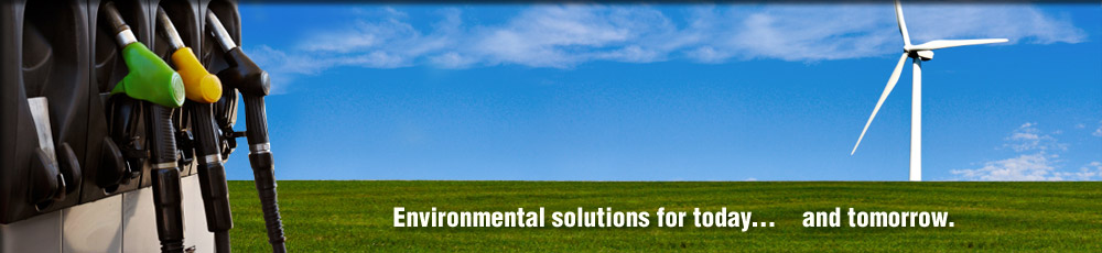 Environmental solutions for today and tomorrow.