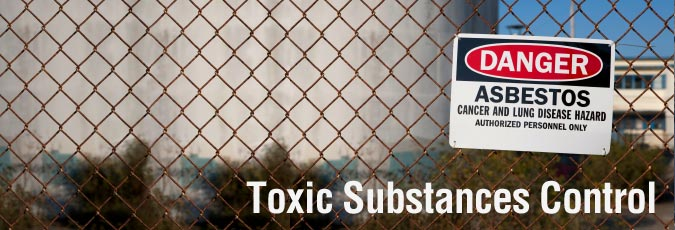 Toxic Substances Control